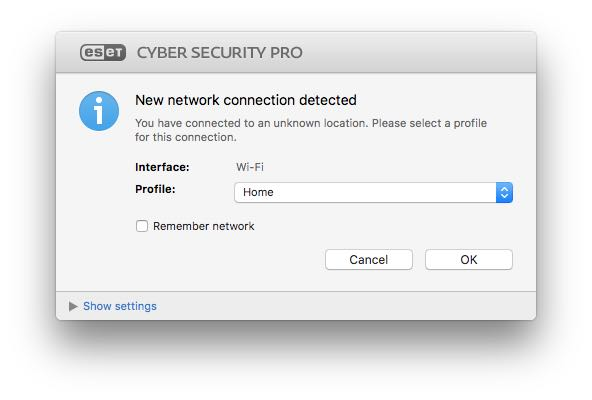 How to configure ESET Cyber Security Pro with PhotoSync