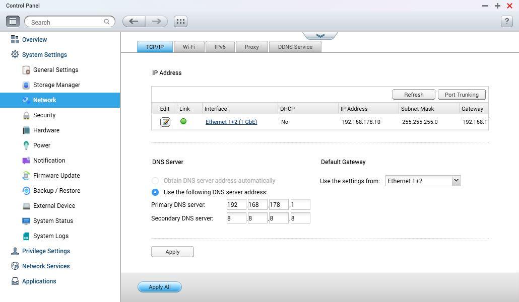Wie nutze ich PhotoSync mit einem QNAP NAS? - PhotoSync