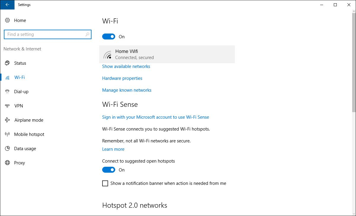 How to allow transfers with my Windows 10 (with the August